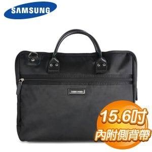 Samsung 三星 15.6吋隨行高級筆電包《質感黑》