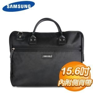 Samsung 三星 15.6吋隨行高級電腦包《質感黑》