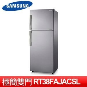 Samsung 三星 390L變頻極簡雙門冰箱(RT38FAJACSL/XTW)
