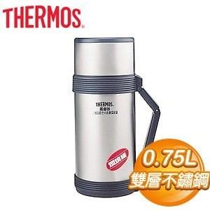 THERMOS 膳魔師 燜燒罐-鋼(HJC-750-SBK)