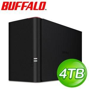 Buffalo 巴比祿 4TB LS420D0402 NAS 網路儲存伺服器
