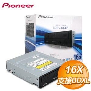 Pioneer 先鋒 BDR-209EBK 16X 藍光燒錄機