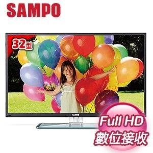 SAMPO 聲寶 32吋LED聯網液晶顯示器 EM-32GT15D