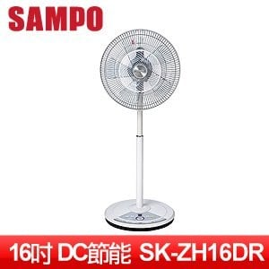 SAMPO 聲寶 16吋微電腦遙控DC節能扇 SK-ZH16DR