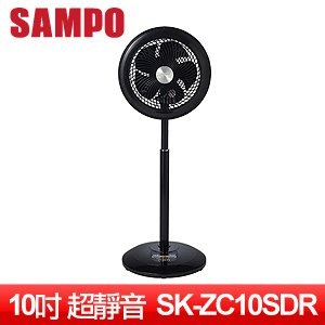 SAMPO 聲寶 10吋DC節能馬達循環扇 SK-ZC10SDR