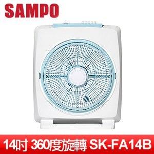SAMPO 聲寶 14吋3段風速箱扇 SK-FA14B