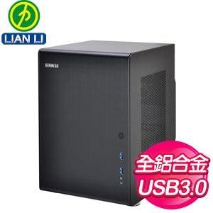 LIAN LI 聯力【PC-Q33】MINI ITX 電腦機殼