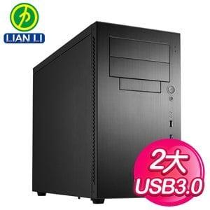 LIAN LI 聯力【PC-A05FN】黑2大 電腦機殼