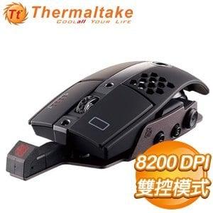 Thermaltake 曜越 Level 10M 黑 無線雙模電競鼠