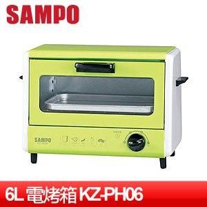 SAMPO 聲寶 6公升電烤箱 (KZ-PH06)