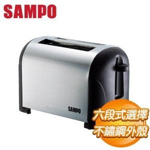 SAMPO 聲寶 不鏽鋼烤麵包機 (TR-LA60S)