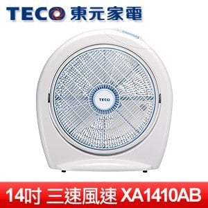 TECO 東元 14吋箱扇 (XA1410AB)