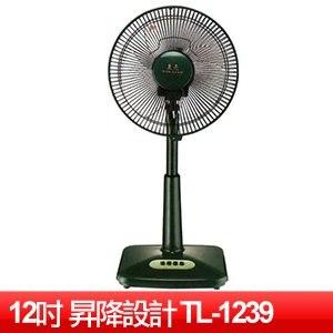 東亮 12吋 桌立扇 (TL-1239)
