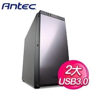 Antec 安鈦克  P100 黑2大 極靜音電腦機殼