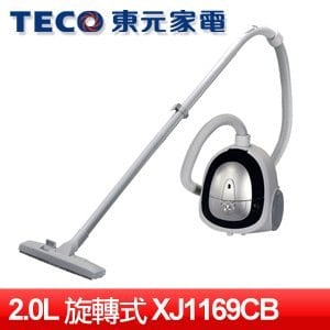 TECO 東元 2.0L集塵紙袋吸塵器 (XJ1169CB)