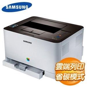 Samsung 三星 SL-C410W 彩色雷射印表機