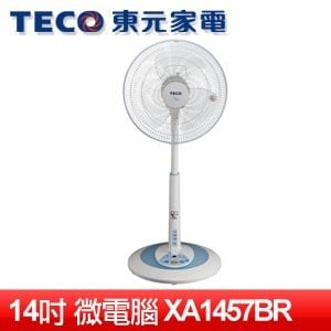 TECO 東元 14吋微電腦遙控立扇 (XA1457BR)