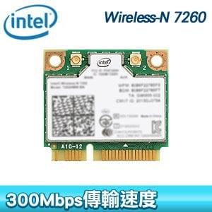 INTEL N7260 WiFi&藍芽模組 mini PCIE無線網卡