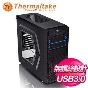 Thermaltake 曜越 Versa H23 開窗版 黑2大 電腦機殼