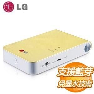 LG 樂金 PD239 Pocket photo3.0 口袋相印機《黃》