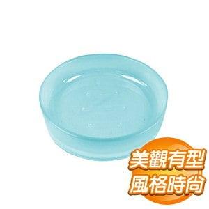 品韻雙色肥皂盤-藍