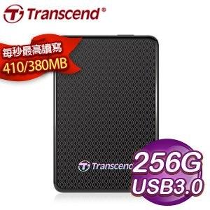 Transcend 創見 ESD400 256G 1.8吋 USB3.0 外接式固態硬碟
