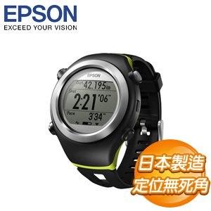 EPSON SF-310G Runsense 路跑教練 腕錶式GPS