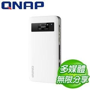 QNAP 威聯通<BR> QG-103N 行動 NAS <BR>多媒體伺服器