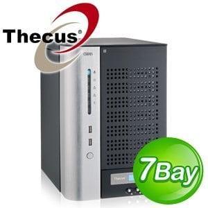 Thecus 色卡司 N7710 7Bay NAS 網路儲存設備