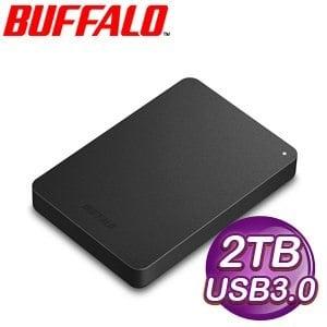 Buffalo 巴比祿 PNFU3 2TB USB 3.0 2.5吋外接式硬碟