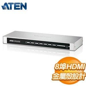 ATEN 8埠HDMI影音切換器 ^(VS0801H^)