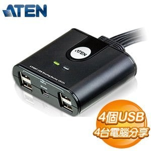 ATEN 4埠USB裝置分享 (US424)