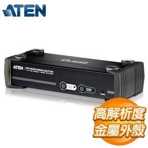 ATEN 1:8同步器音訊 (VS1508T)
