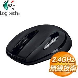 Logitech 羅技 m545 無線滑鼠《黑》