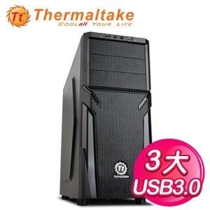 Thermaltake 曜越 Versa H21 黑3大 電腦機殼