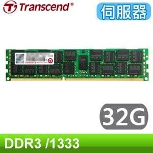 Transcend 創見 DDR3 1333 32G ECC REG 伺服器記憶體