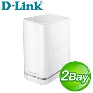 D-Link 友訊 DNS-327L NAS 網路儲存伺服器