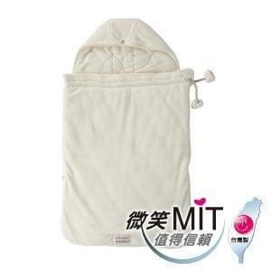 【微笑MIT】Vega 唯家-奈米遠紅外線嬰兒睡袋(米白)