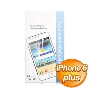 EQ iPhone 6 Plus 螢幕保護貼~透明~