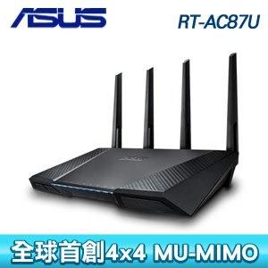 ASUS 華碩 RT-AC87U 無線分享器