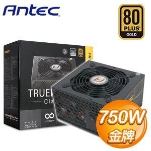 Antec 安鈦克 TruePower TP-750C 750W金牌80+ 電源供應器