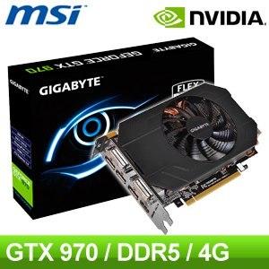 Gigabyte 技嘉 GV-N970IXOC-4GD PCIE卡《原廠三年保固》