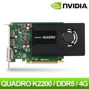 NVIDIA Quadro K2200/4G PCIE繪圖卡《原廠一年保固》