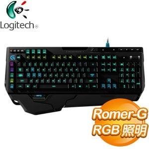 Logitech 羅技 G910 ORION SPARK 炫光機械式鍵盤