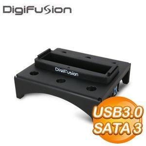 伽利略 2535D-U3 USB3.0 2.5/3.5吋 SATA 3in1外接座