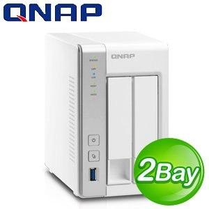 QNAP 威聯通 TS-231+ Turbo NAS網路儲存
