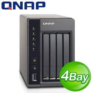 QNAP 威聯通 TS-451S NAS 網路儲存伺服器