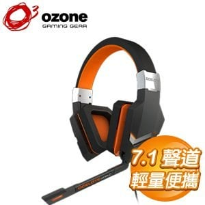 Ozone Blast ocelote World 7.1聲道 USB電競耳機麥克風