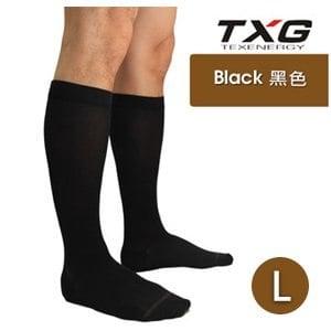 【TXG】經典機能減壓襪-基礎型 6352334(黑/L)