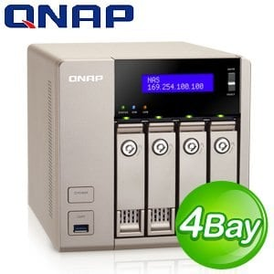 QNAP 威聯通 TVS-463 Turbo NAS 網路儲存伺服器